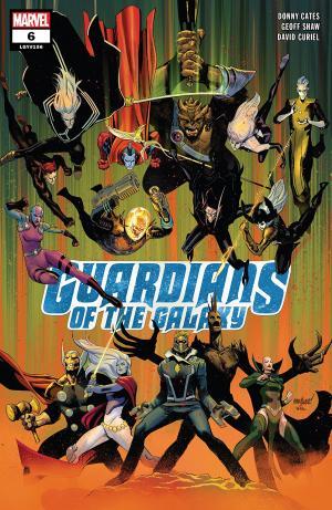 Les Gardiens de la Galaxie # 6 Issues V6 (2019 - Ongoing)