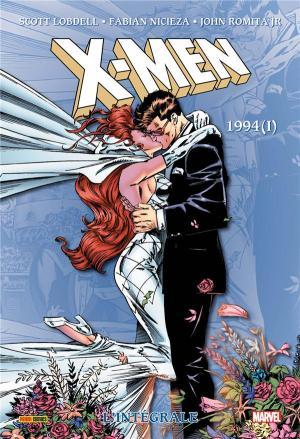 X-Men # 1994.1 TPB Hardcover - L'Intégrale