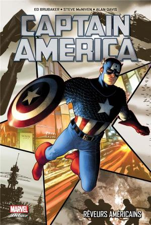 Captain America édition TPB Hardcover - Marvel Deluxe - Issues V6