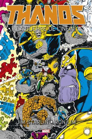 La Guerre de l'Infini # 1 TPB Hardcover (cartonnée) - Marvel GN