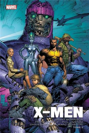 New X-Men # 2 TPB Hardcover - Marvel Icons