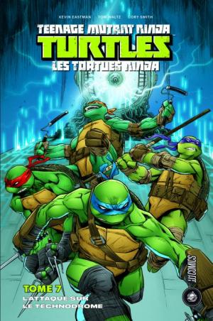Les Tortues Ninja 7 TPB Hardcover (cartonnée) - Issues V5 (Suite)