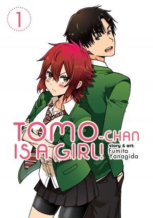couverture, jaquette Tomo-chan wa Onnanoko! 1  (Seven Seas)