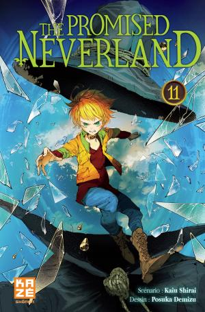 The promised Neverland 11 Simple