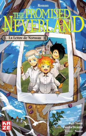 The promised neverland édition simple