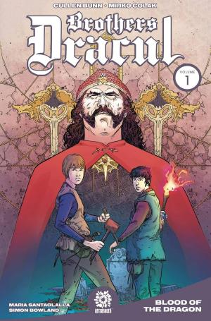 Brothers Dracul édition TPB softcover (souple)