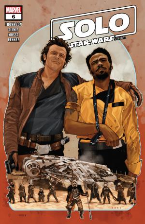 Solo - A Star Wars Story Adaptation # 6 Issues (2018 - 2019)