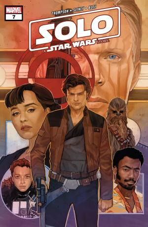 Solo - A Star Wars Story Adaptation # 7 Issues (2018 - 2019)