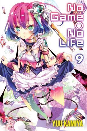 couverture, jaquette No Game No Life 9  (Yen On)