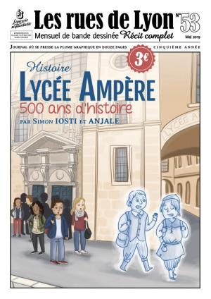 Les rues de Lyon 54 Simple