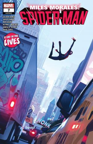 Miles Morales - Spider-Man # 7 Issues (2018 - Ongoing)
