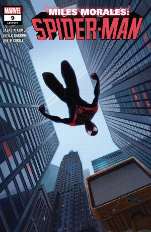 Miles Morales - Spider-Man # 9 Issues (2018 - Ongoing)