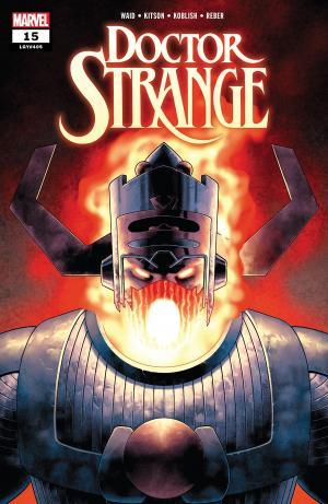 Docteur Strange # 15 Issues V8 (2018 - Ongoing)