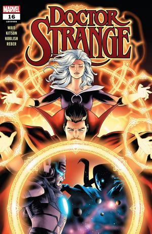 Docteur Strange # 16 Issues V8 (2018 - Ongoing)