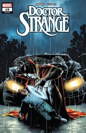 Docteur Strange # 19 Issues V8 (2018 - Ongoing)
