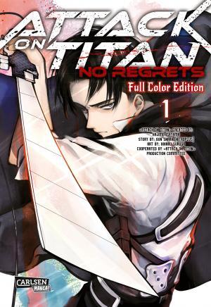 L'Attaque des Titans : Birth of Livaï édition Full color