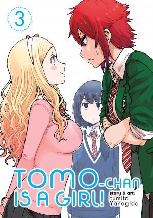 couverture, jaquette Tomo-chan wa Onnanoko! 3  (Seven Seas)