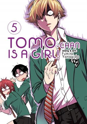 Tomo-chan wa Onnanoko! 5 simple