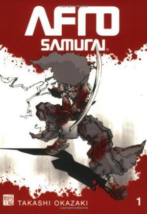 Afro Samurai  édition simple