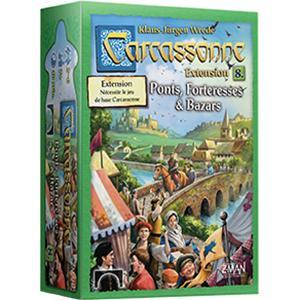 Carcassonne : Ponts, Forteresses & Bazars édition simple