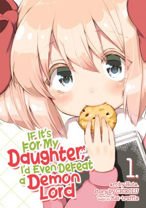If It's for My Daughter, I'd Even Defeat a Demon Lord édition simple