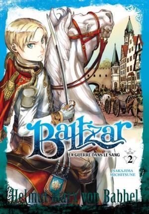 Baltzar : la guerre dans le sang 2 simple