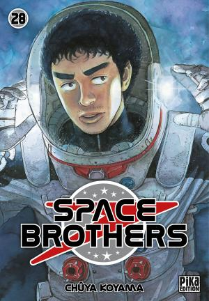 Space Brothers 28 simple