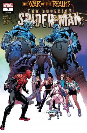 The Superior Spider-Man 7 Issues V2 - (2018 - Ongoing)