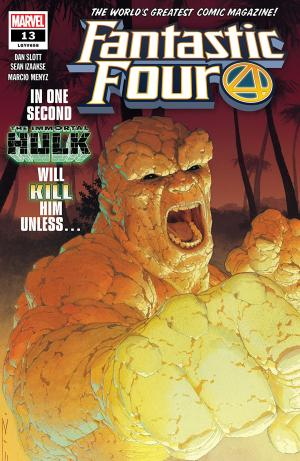Fantastic Four # 13 Issues V6 (2018 - Ongoing)