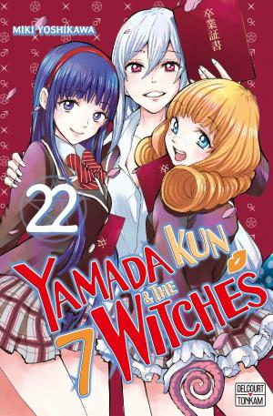 Yamada kun & The 7 Witches 22