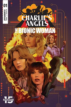 Charlie's Angels vs. The Bionic Woman 1 Issues