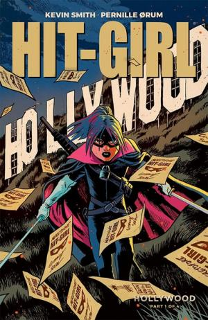 Hit-Girl édition Issues V3 Season Two