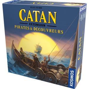 Catan : Pirates & Découvreurs édition simple