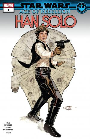 Star Wars - Age of Rebellion - Han Solo # 1 Issue (2019)