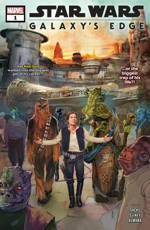 Star Wars - Galaxy's Edge édition Issues