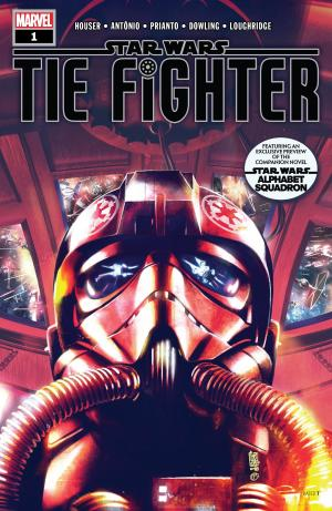 Tie Fighter édition Issues