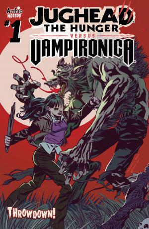 Judhead the Hunger versus Vampironica 1 Issues
