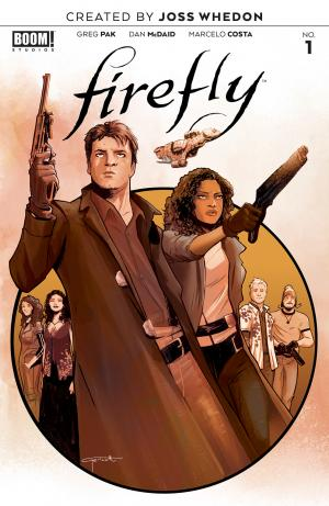 Firefly édition Issues