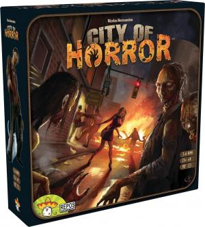 City of Horror édition simple
