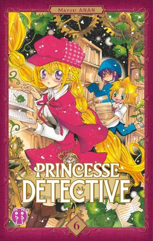 Princesse détective 6