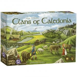 Clans of Caledonia édition simple