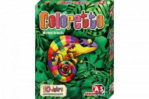 Coloretto édition 10 ans