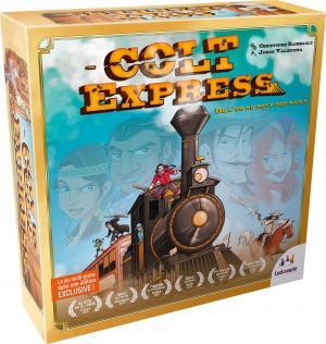 Colt Express édition augmentée