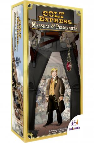 Colt Express : Marshal & Prisonniers