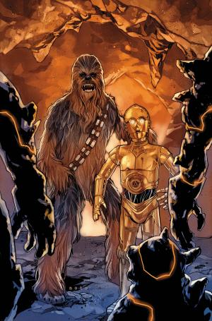 Star Wars # 68 Issues V4 (2015 - Ongoing)
