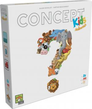Concept Kids Animaux édition simple
