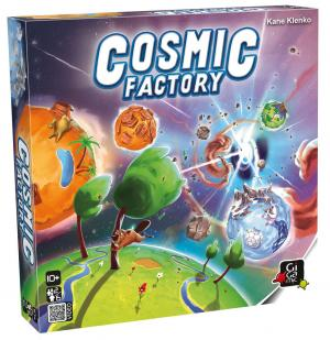 Cosmic Factory édition simple