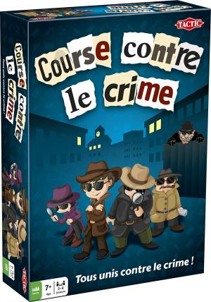 Course contre le crime édition simple