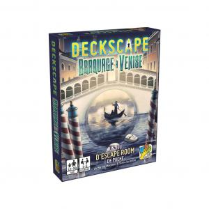Deckscape : Braquage à Venise édition simple