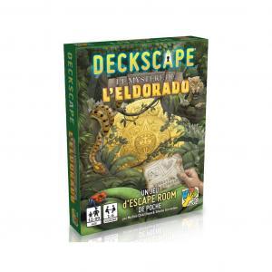 Deckscape : Le Mystère de l'Eldorado édition simple